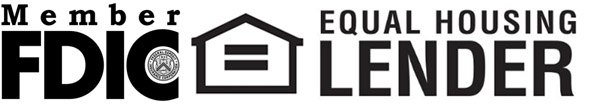 Equal Housing Lender FDIC